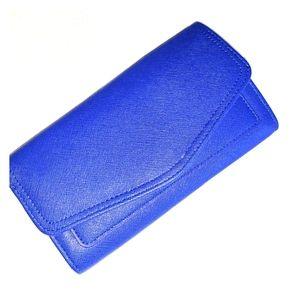 Handbags - Blue leatherette wallet